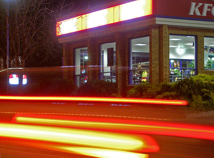 Fast food; fast lights