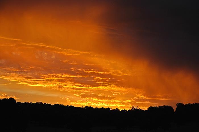 Sky on fire 2