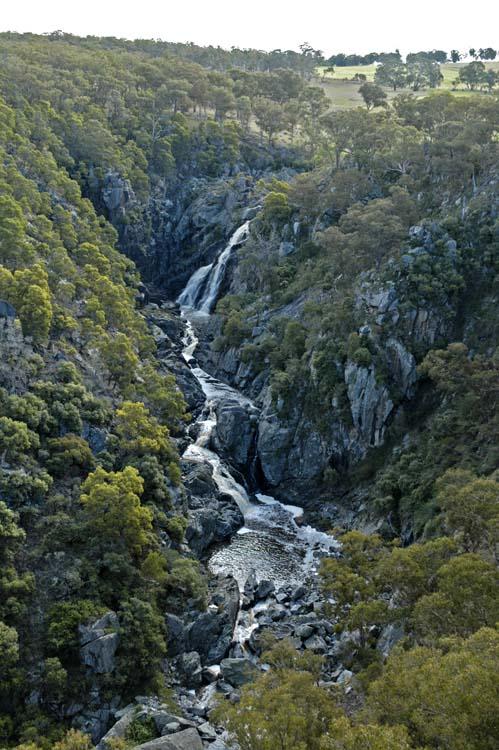 Bakers Creeks Falls