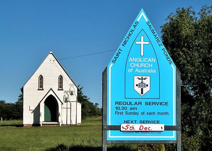 St Nicholas Anglical Church