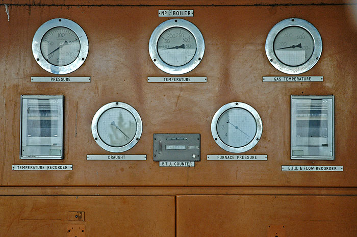 Gauges and dials