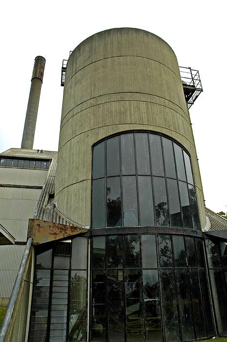 Boilerhouse glasshouse
