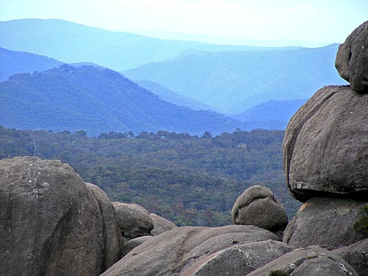 Woolpack Rocks and beyond