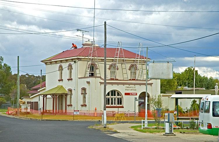 Emmaville post office