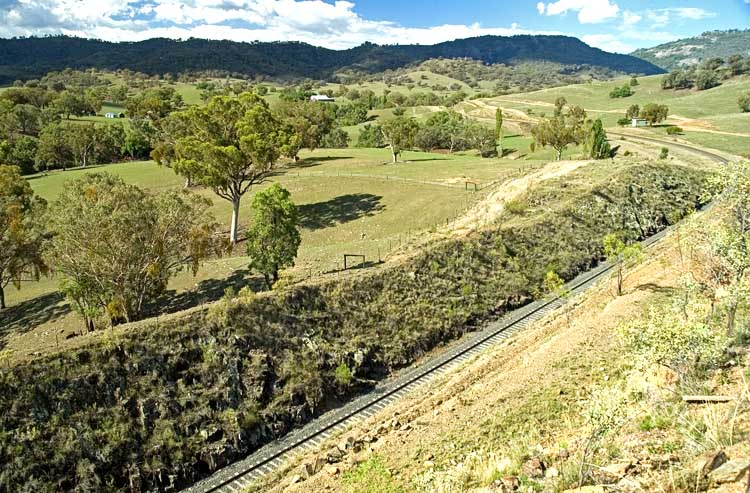 The Main North (railway) Line