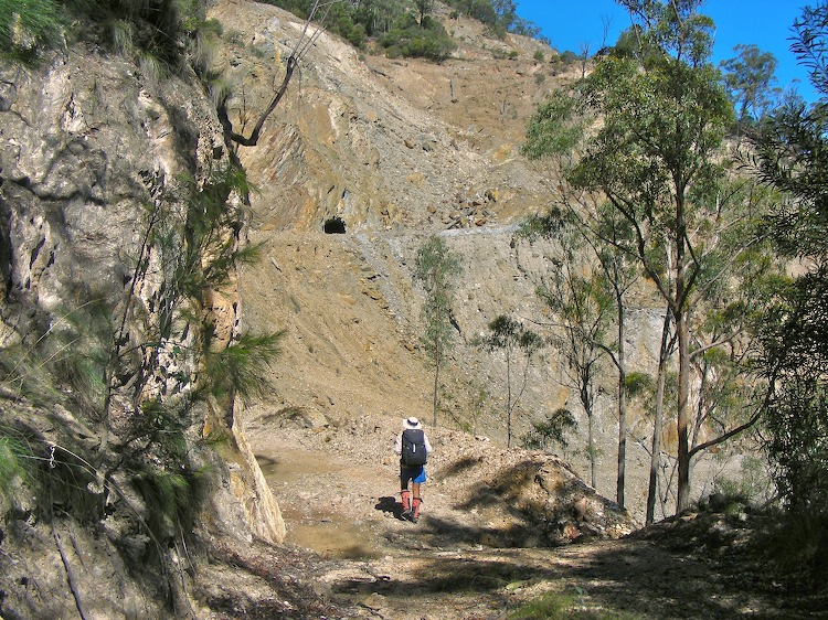 Halls Peak Mine