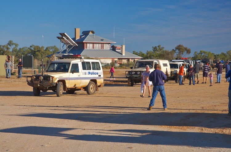 The Great Escape from Innamincka