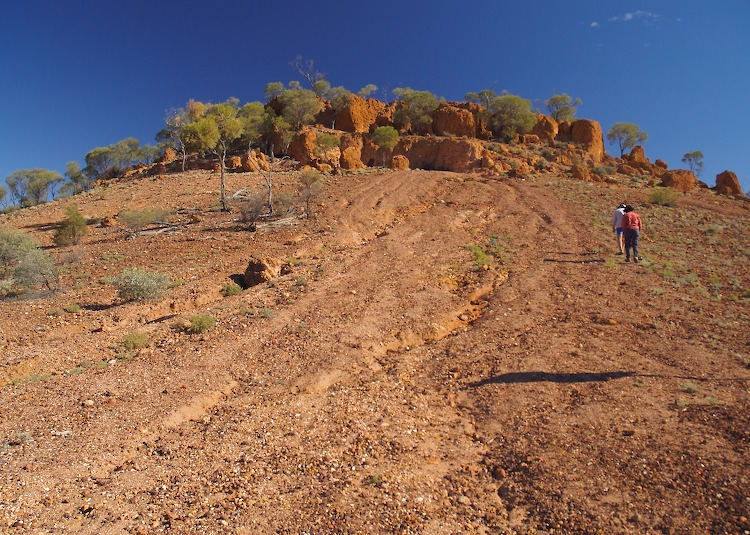 Lookout Hill nr. Quilpie