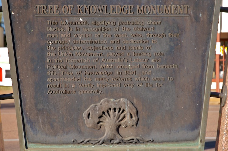 Tree of Knowledge monument