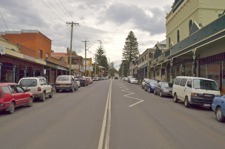 Bellingen Australia  city photos : Bellingen: main street « lookANDsee