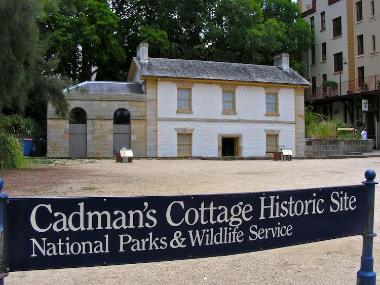 In Sydney Cadman S Cottage 171 Lookandsee