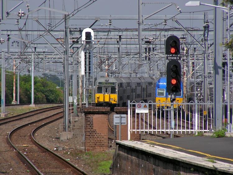 redfern station - photo #20