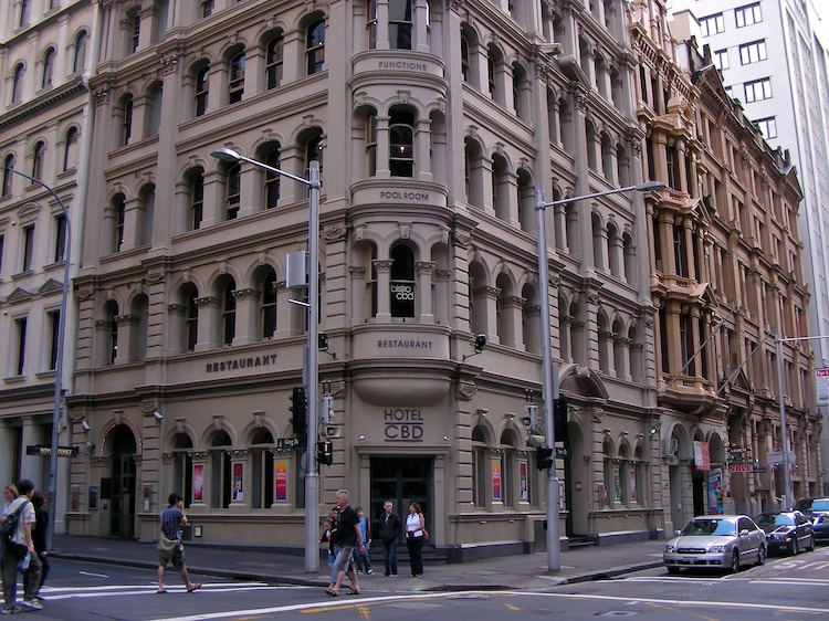 York Hotel Sydney