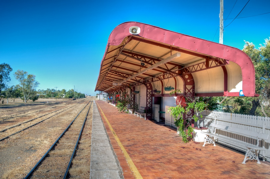 Outback 2011 longreach walkabout continued